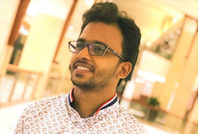 Meet the team -  Affan Ahmed, Sales Engineer