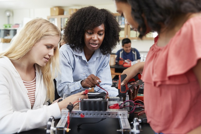 Why supporting STEM learning is important to UK manufacturing