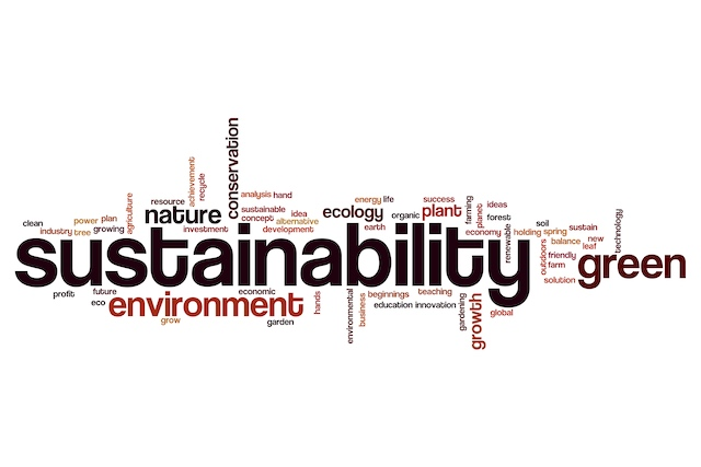 Sustainability – the future of manufacturing?