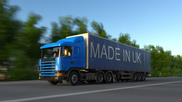 UK Export Strategy: a manufacturer's guide