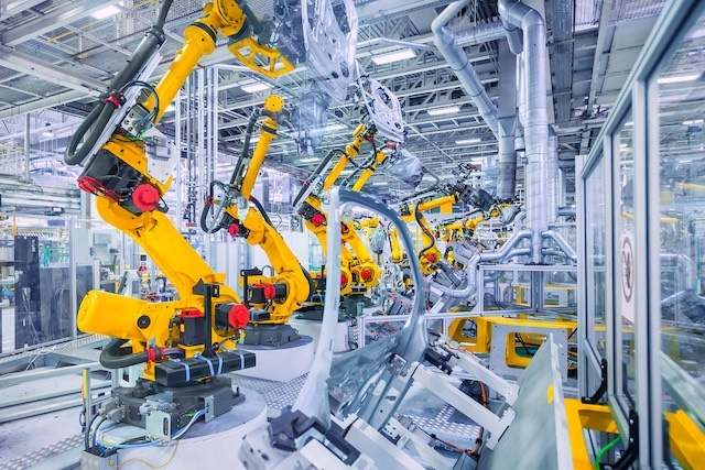 The importance of the manufacturing sector to the UK's economy